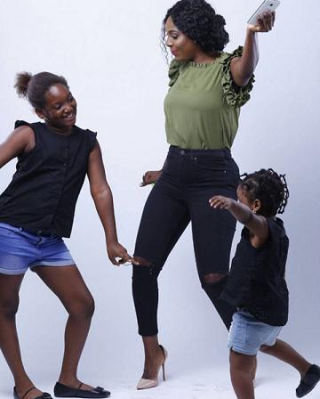 Annie-Idibia-daughters