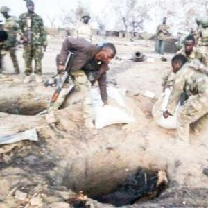 Boko Haram Millitary