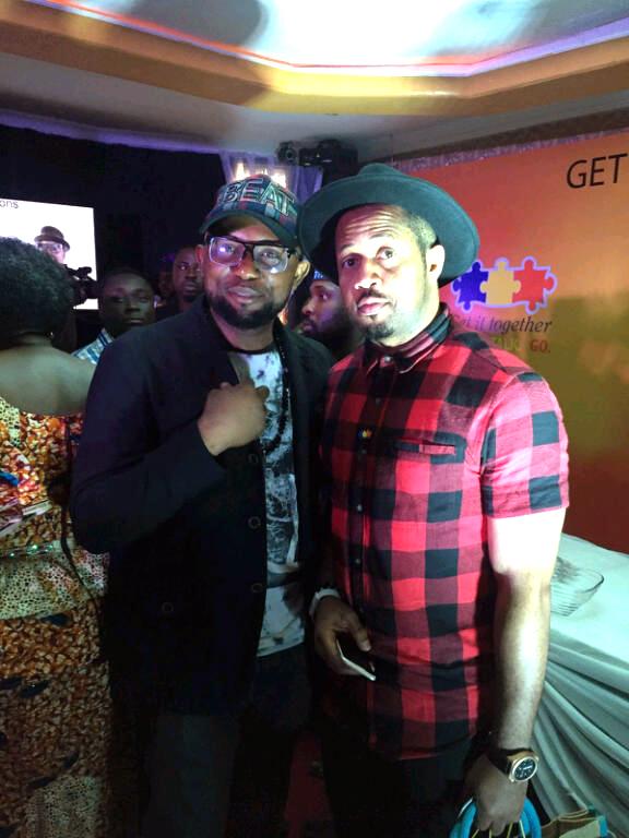 Sabbathi316 and Mike Ezuronye