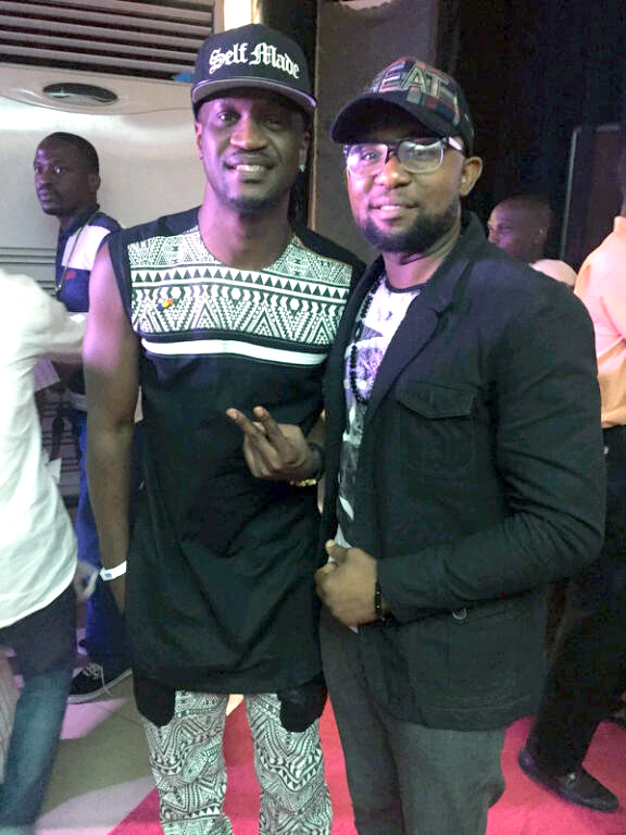 Sabbathi316 and Paul of P-square