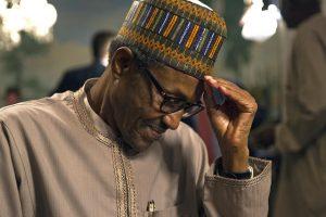 Buhari Thinking new sad tired vex