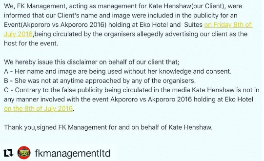 Kate-management