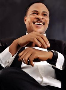 Nollywood Actor, Fred Amata