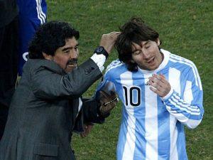 Messi-Maradona-Reuters