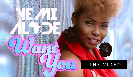 Yemi-Alade-Want-You-Video