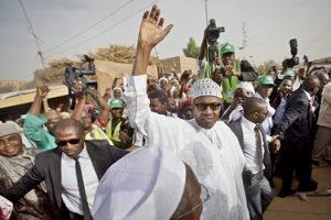 Image: Muhammadu Buhari