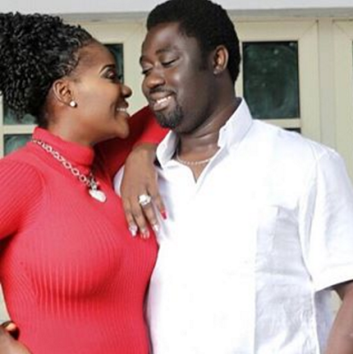 Mercy Johnson Okojie and hubby, Prince Okojie on instagram