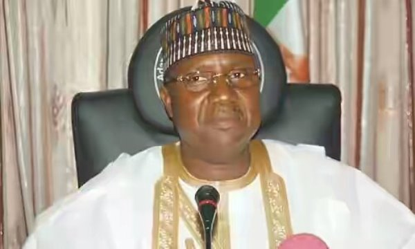 Adamawa state governor Muhammadu Jibrilla Bindow