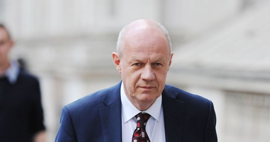 Damian Green resigns as Deputy PM of Britain