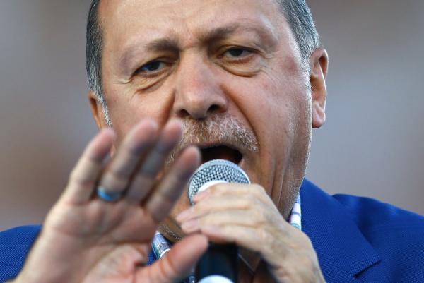 Turkey's President Recep Tayyip Erdogan wants political settlement of conflict between U.S. and North Korea