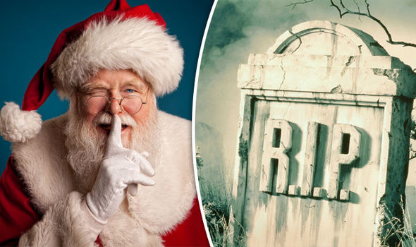 Father Christmas dies in Italy