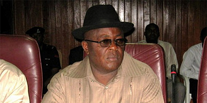 Gov. Umahi of Ebonyi State
