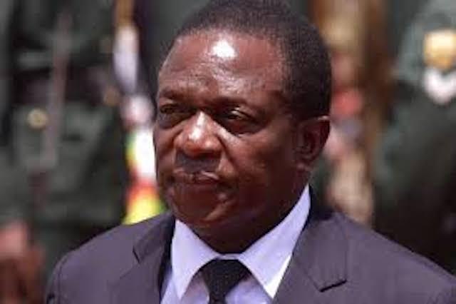 Mnangagwa Emmerson, President of Zimbabwe