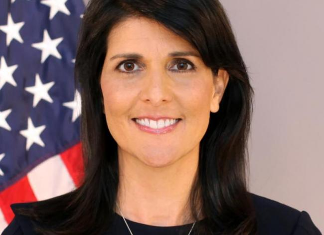 Nikki Haley: In whom Trump is well pleased