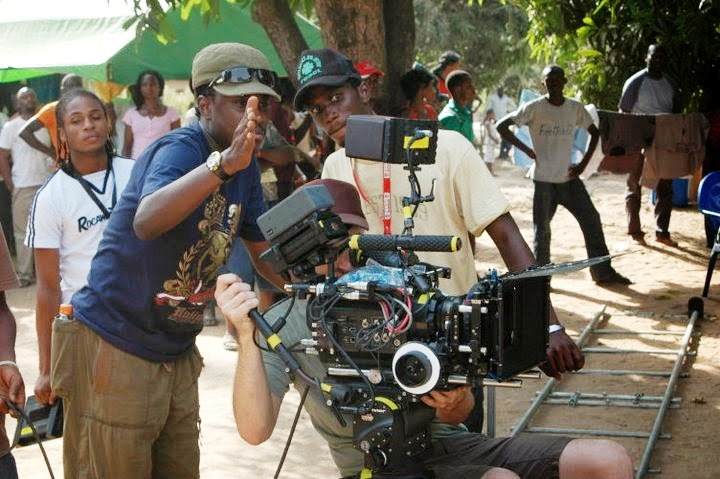 Nollywood film making