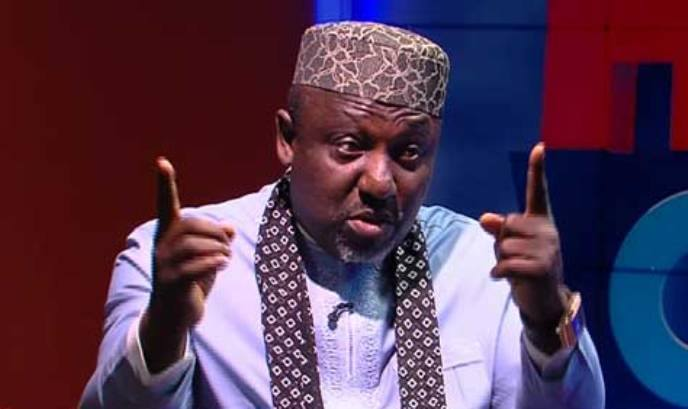 Governor Rochas Okorocha of Imo state denies renaming street after President Buhari