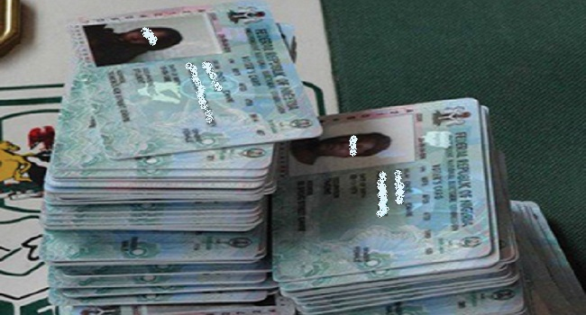 PVCs for registered voters