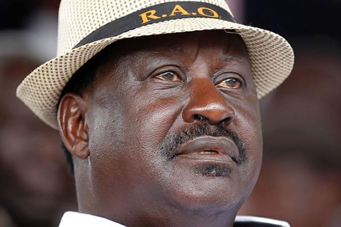 Raila Odinga: On Kenya's election re-run