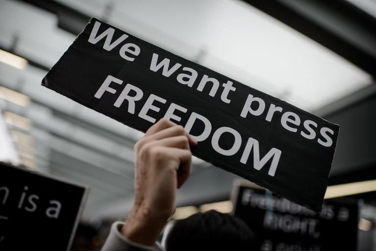 Reporters without Borders banned in Egypt