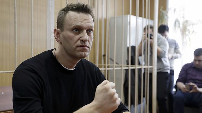Russian opposition leader, Alexei Navalny