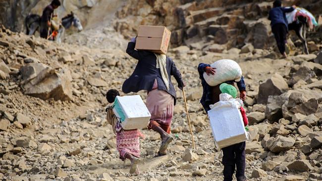 Yemen as famine looms
