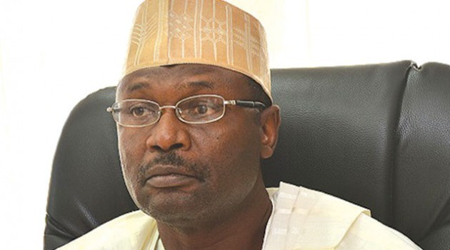 Prof. Mahmud Yakubu, INEC Chairman