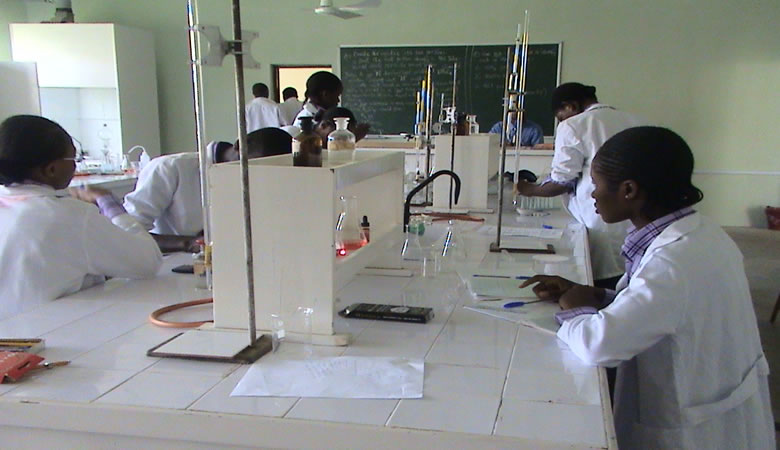 A science school in Enugu