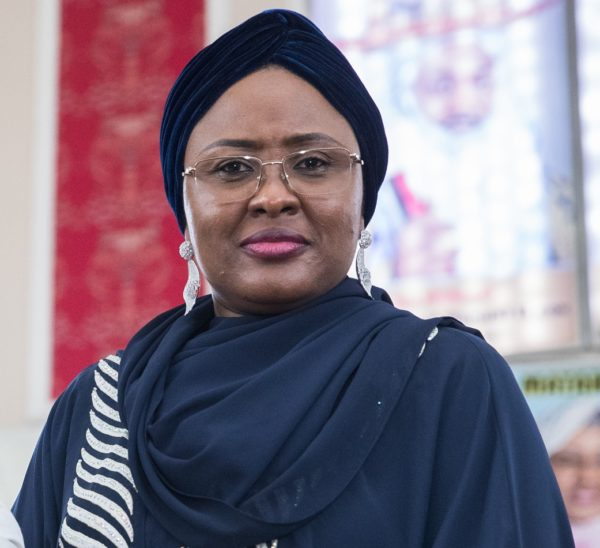 Aisha Buhari task women on active participation in politics.