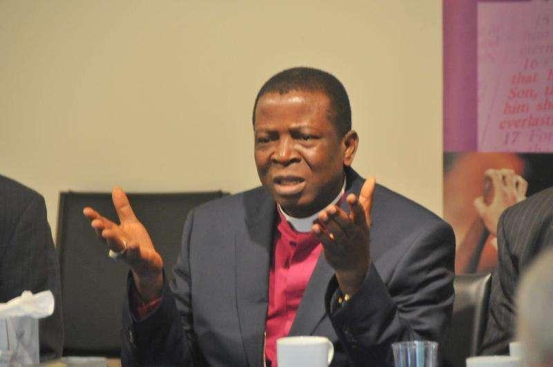 Anglican Primate Nicholas Okoh