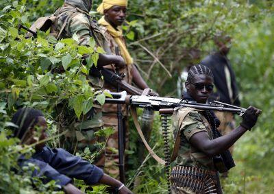 Seleka militia group in Central African Republic