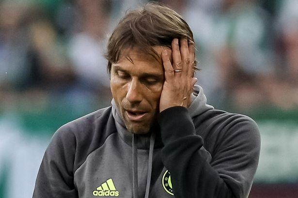 Chelsea FC boss Antonio Conte