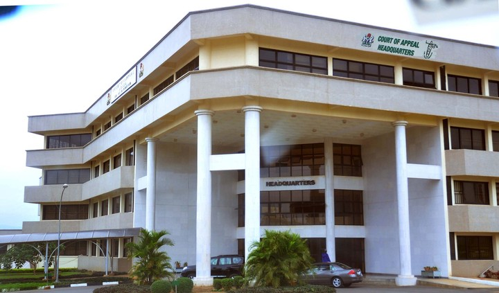 Court of Appeal in Abuja