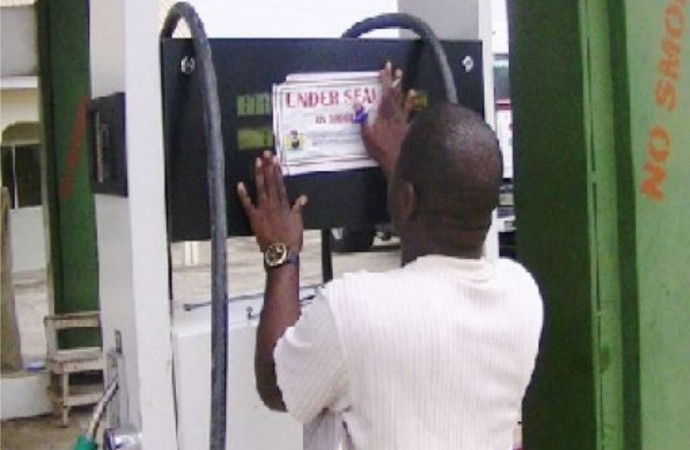 DPR seals three filling stations in Lagos