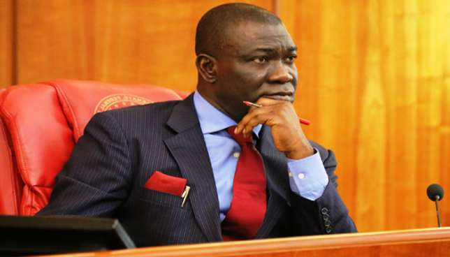 Deputy President of the Senate Ike Ekweremadu