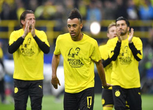 Dortmund crumble
