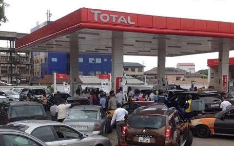 Fuel scarcity in Zamfara