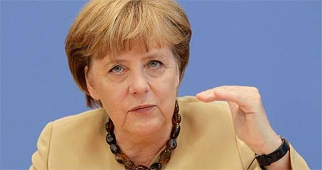 German Chancellor, Angel Merkel