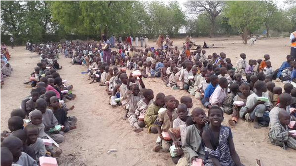 IDPs in North East