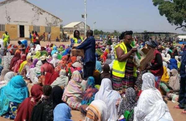 Borno IDPs camp