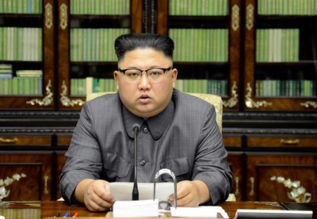 North Korea's leader Kim Jong Un declares war over new UN sanctions