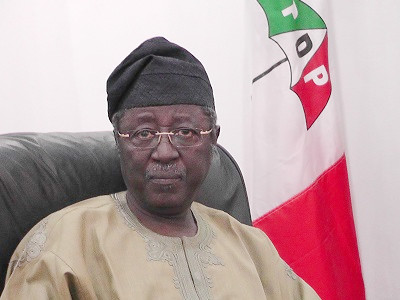 Senator Jonah Jang disagrees with Lalong on Cattle Colonies