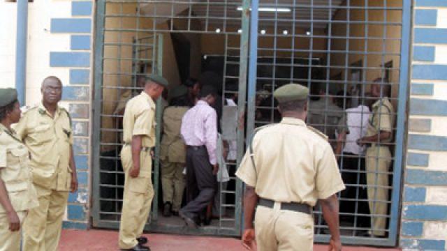 A Prison in Nigeria