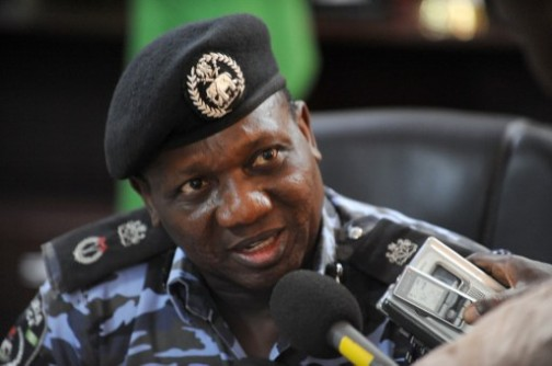 Inspector General of Police Ibrahim Idris: warns on planned protests