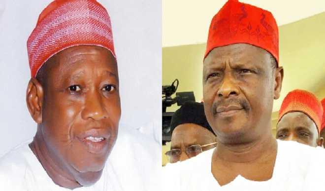 Kano state Governor Abdullahi Ganduje and his predecessor Rabiu Kwankwaso, are leaders of the groups