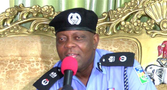 Lagos Police Commissioner Edgal Imohimi