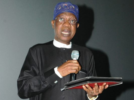 Minister of Information and Culture, Alhaji Lai Mohammed says Nigerian initiated World Tourism Day