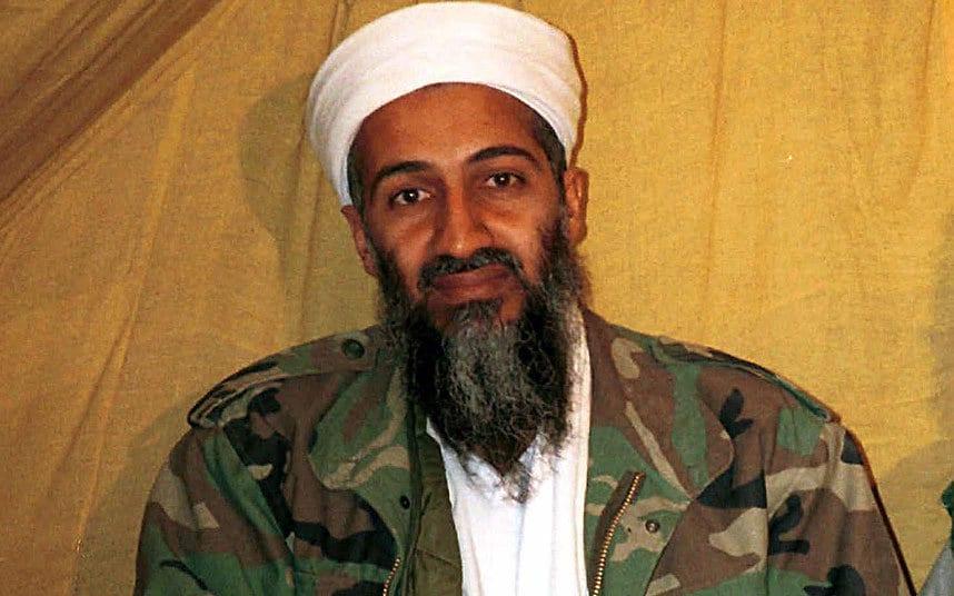 Late Osama bin Laden founded Al-Qaeda