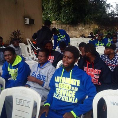 Libya returnees: 98 Edo indigenes return