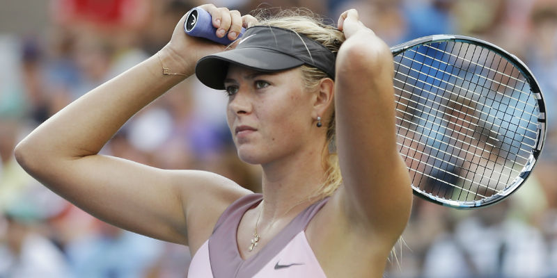 Maria Sharapova loses at Stuttgart Open semis