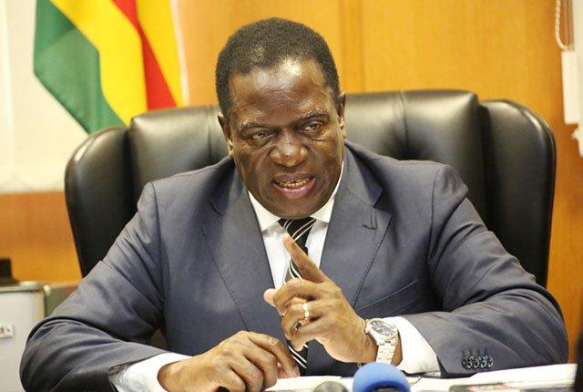 President Mnangagwa sacks lawmakers